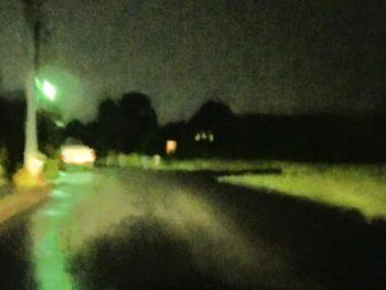 Tina Barahanos - Driving Along Larken Street