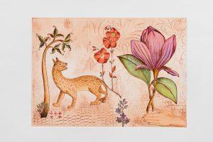 Seraphina Martin - Enchantment of the Magnolia Flower